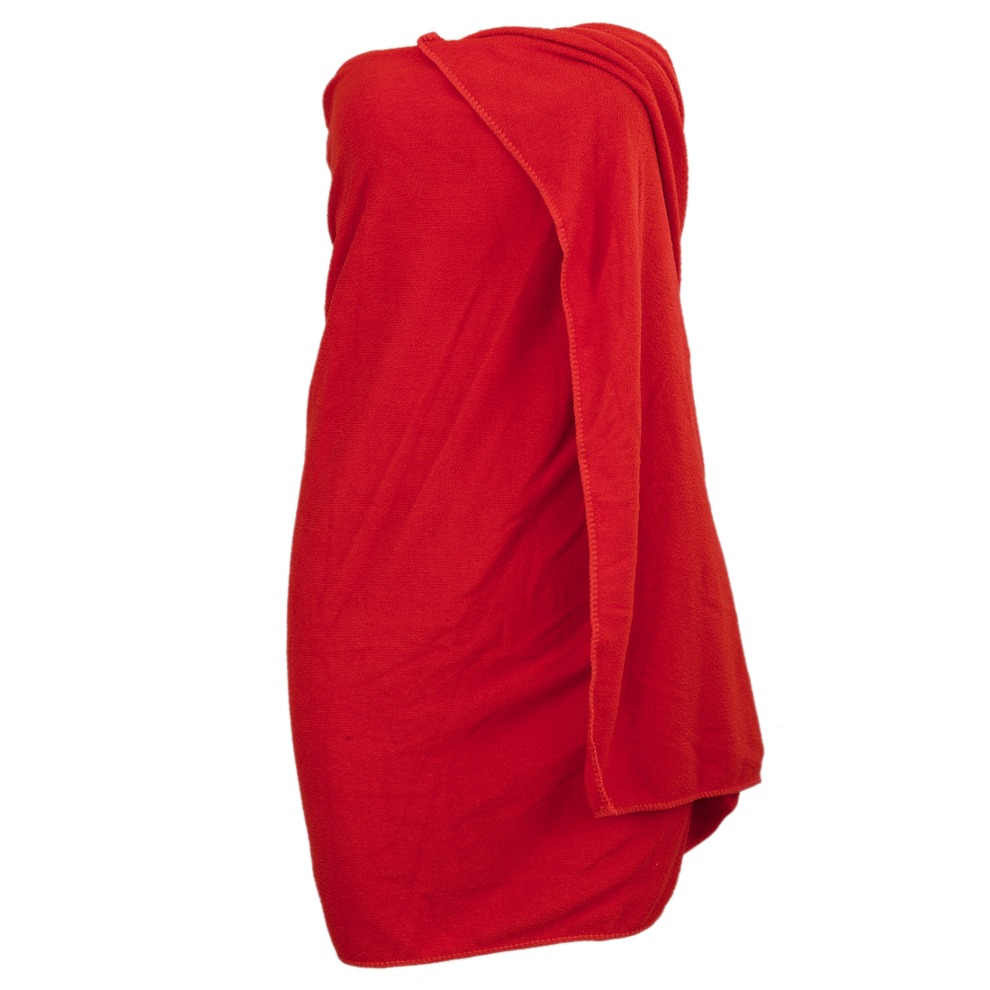 Red Microfiber Bath Towels: Microfiber Beach Bath Towels Travel Dry Towels Red-in Bath