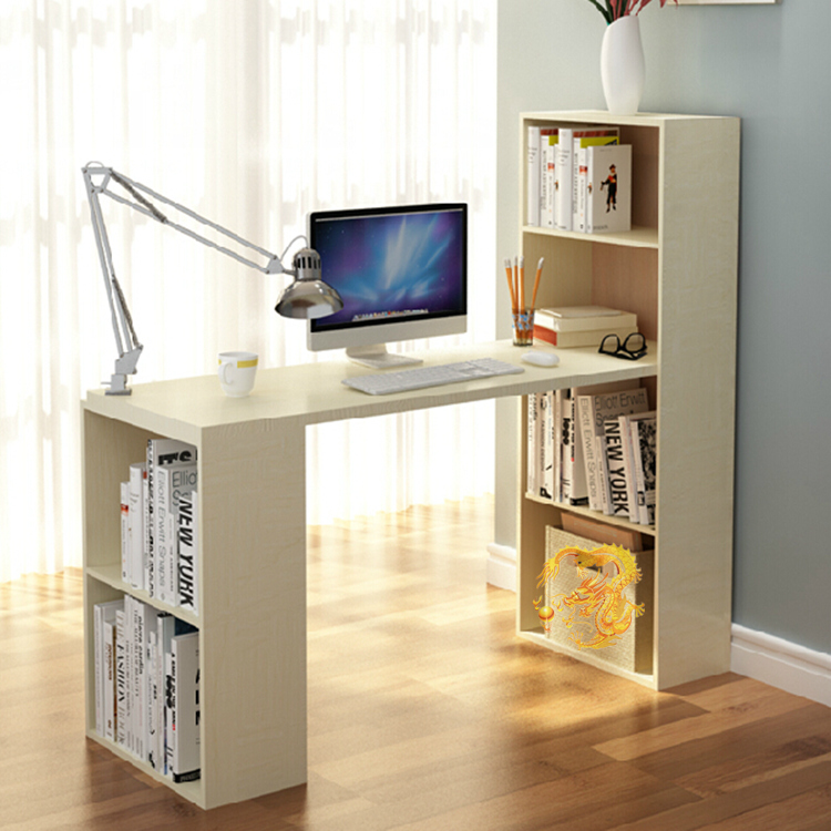table cheap simple notebook desktop computer desk solid wood writing office bookcase combination scalablechina cheap office tables