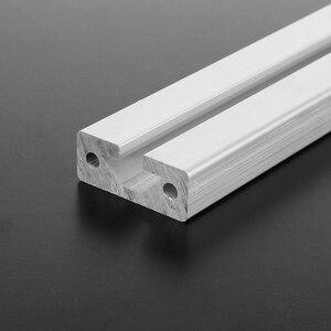 Image 4 - 500mm długość 1640 T gniazdo profile aluminiowe profil wytłaczany dla CNC