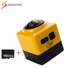 เพิ่ม8gbtfsoocoocube360ultrahdwifiกล้องกระทำ360- องศาพาโนรามาvrกีฬาวิดีโอมินิกล้องกล้องกล้องdeportiva