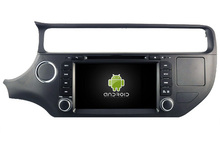NAVIRIDER Eight Core 4GB RAM Android 6.0.1 car multimedia player for KIA RIO 2015 car dvd gps BT radio stereo USB