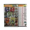 Compilaciones de videojuegos nintendo gba 369 en 1 cartucho de juego de consola tarjeta versión en inglés