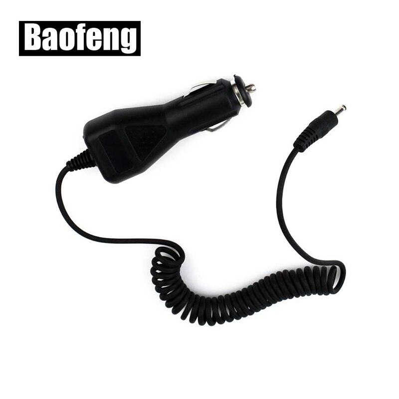 10ピースbaofeng車の充電ケーブル2.5ミリメートル用baofeng uv 5r 3800 mahバッテリートランシーバー -    グループ上の 携帯電話 & 電気通信 からの トランシーバー の中