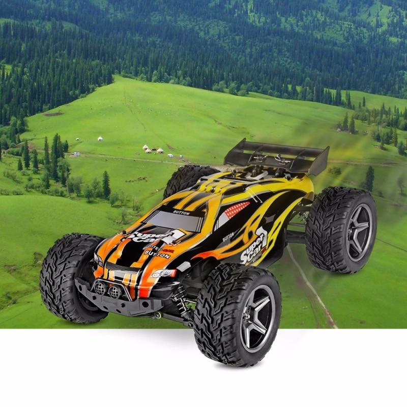 Newest design high speed RC 12404 RC Racing Car 45km/h 1:12 4WD RC Crawler 2.4GHz Splashproof Dustproof RC Drift Outdoor Toy цена