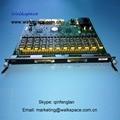 Оригинал ZTE ASTEC ADSL карты данных или E-ASTEC для ZXDSL 9806 H DSLAM доступа, IP DSLAM службы доска