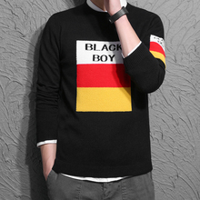 2017 Brand New Sweaters Men Fashion Style Autumn Winter Knitted Quality Pullover Men O-neck Casual Men Sweater