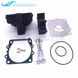 Image 5 - 68V W0078 68V W0078 00 Water Pump Kit For Yamaha 115HP F115 Boat Outboard Motors