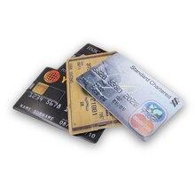 8GB16GB 32 Gb 64 GB tarjeta de crédito Unidad Flash USB Pen drive pendrive personalizado como su logotipo personalizado diseño de la foto pendrive