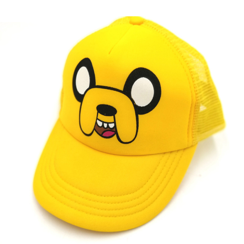 Adventure Time with Finn and Jake Anime   Baseball     Cap   Adjustable Summer Trucker Hat