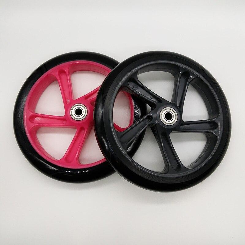 Prix pour Livraison gratuite scooter roue 175*30 4 pièces/lot