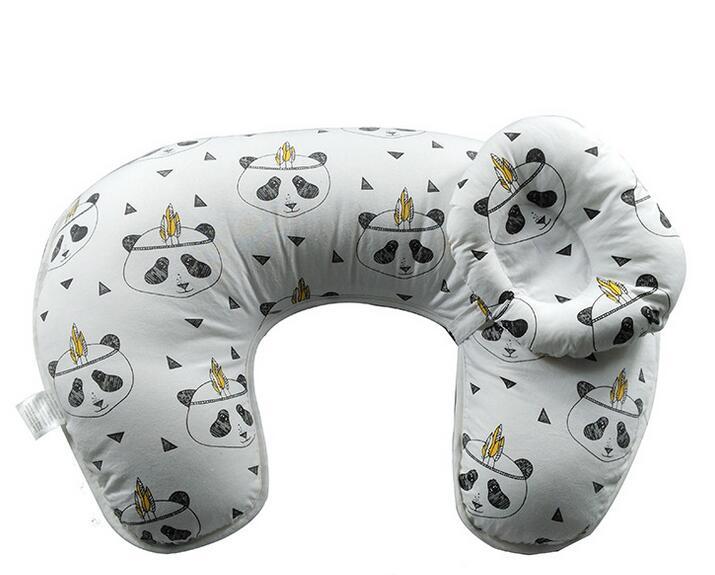 Kussen Voor Baby : 👉 leuke baby beddengoed foam kussen voorkomen platte kop