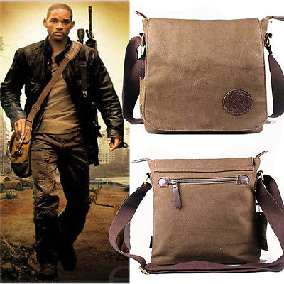 Men Vintage Style Canvas Satchel School Military Shoulder Messenger Bag In Crossbody Bags From Luggage On Aliexpress Alibaba Group