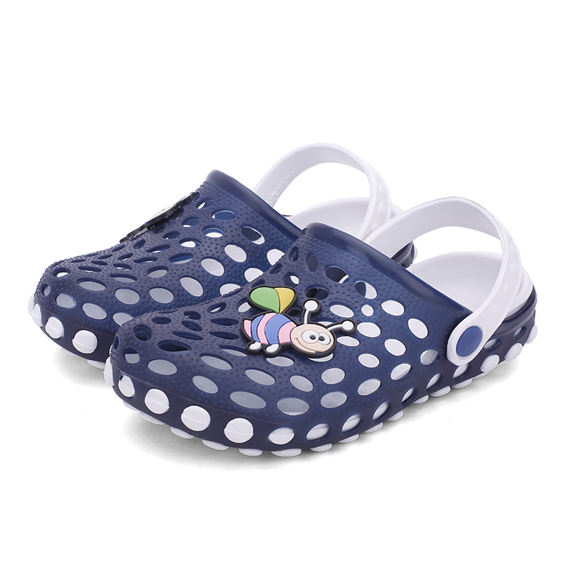 18 NEW Parents and Children Shoes Boys/Girls Jeely Soft Summer Sandals Croc Fit Shoes Kids Garden Slippers Baby Beach Size 25-44 why boys need parents