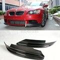 E90 E92 E93 Carbon Fiber front Bumper lip Splitter For BMW E90 E92 E93 M3 Bumper 2008-2011
