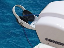 12V Electric AutoDepoly Anchor Winch For 45 lb. Anchor Saltwater Marine Pontoon Boat