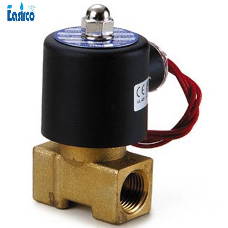 1/4 ''druck freigegeben magnetventil ventile für nebel kühlsystem Kostenloser versand