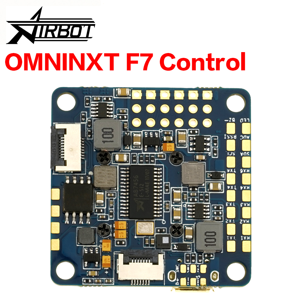 OMNIBUS control OMNINXT F7 drone Quadcopter with rc plane Airbot Authentic servo osd DIY helicopter xxxholic omnibus 3