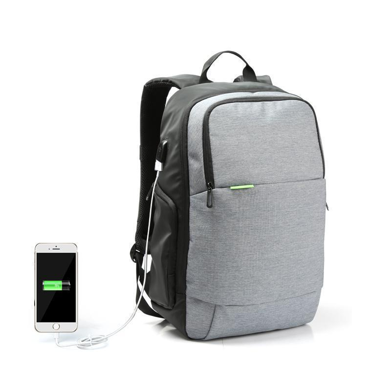 Kingsons Men Women External USB Charge Laptop Backpack Anti-theft Notebook 15.6 inch Computer Bag for Business fashional brand external usb charge anti theft backpack oxford bag for women 15 6inch waterproof laptop backpack with rain cover