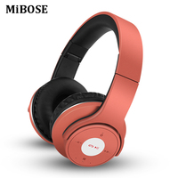 Headphones Bluetooth Headset Foldable Wireless Earbuds With Mic Auriculares Casque Sans Fil Oreillette For Smartphone Iphone