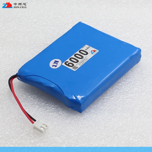 In the core <font><b>3.7V</b></font> <font><b>6000mAh</b></font> lithium polymer <font><b>battery</b></font> 356996 6AH mobile phone singing machine 7055110 <font><b>Rechargeable</b></font> <font><b>Li</b></font>-<font><b>ion</b></font> Cell image