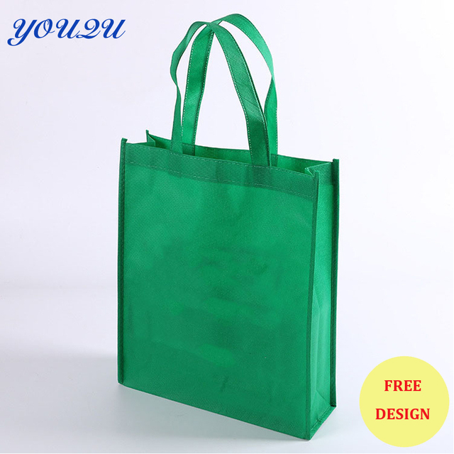 a08e87c339 Customize non woven shopping bag