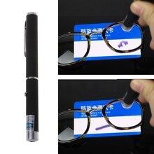 Антибликовыми свойствами светильник очки Тесты ручка обучение флэш-светильник кошка поймать луч светильник J6PC; Прямая поставка