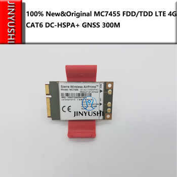 Sierra Wireless MC7455 new&original  not  second hand AirPrime FDD/TDD LTE 4G CAT6 DC-HSPA+ GNSS CAT6 For DELL E7240 - Category 🛒 All Category