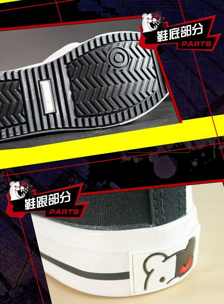 Novo anime japonês danganronpa 3 monokuma cosplay