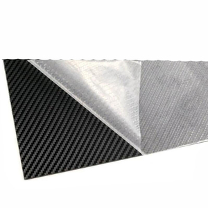 Kydex K sheath Thermoplastic board Import from America Carbon fiber snake twill 300mm(China)