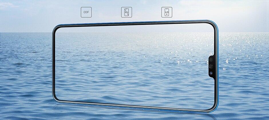 Глобальный Встроенная память Huawe Honor 8X6,5 ''полный экран ОТА обновление смартфон не 8x max мобильного телефона Android 8,1 Восьмиядерный отпечаток пальца ID
