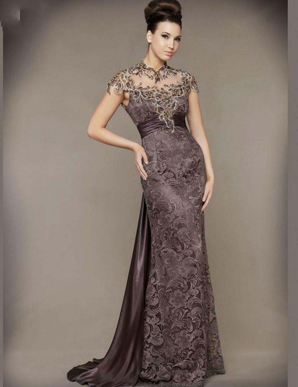 Платья длинные вечерние с кружевами c4a3ec4321223