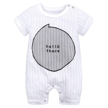 Baby clothes spring summer INS romper th