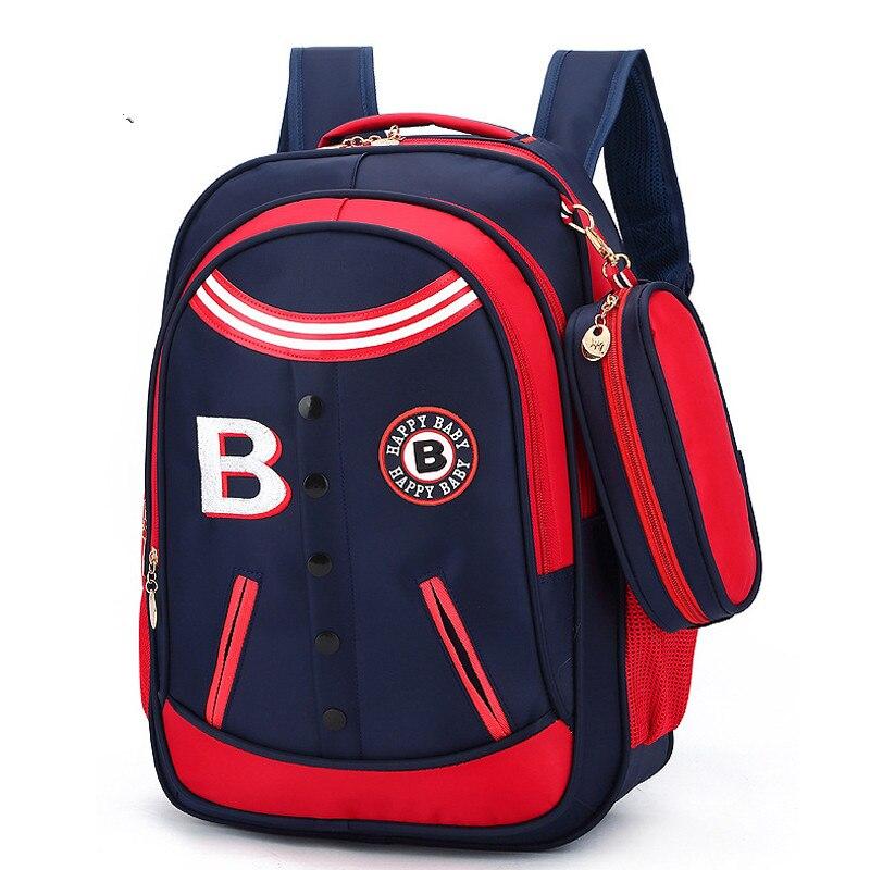 2019 Hot Sale Cartoon Cute School Bags For Children Kids Backpacks Primary School Backpack For Boys Girls Waterproof Schoolbag
