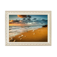 1*Diamond Painting Not Finished Without Frame Diamond+Canvas 30*40cm With Shining Light Popular DIY Decorations(China)