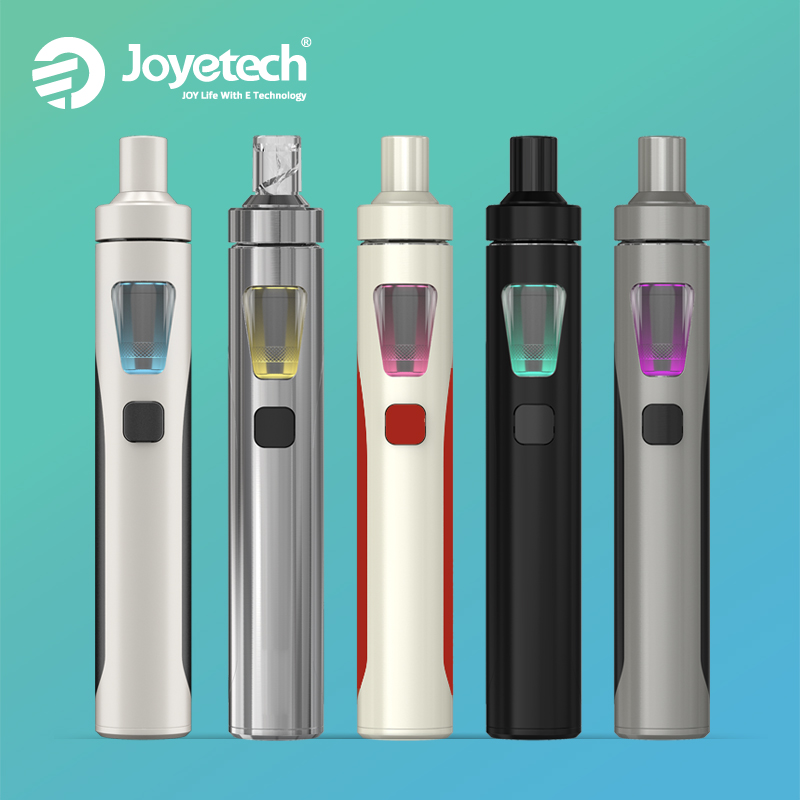 100% Original Joyetech eGo AIO Starter Kit All-in-One Vape Pen with 0.6ohm Aporizer 1500mah  2ml Capacity Anti-leaking Structure