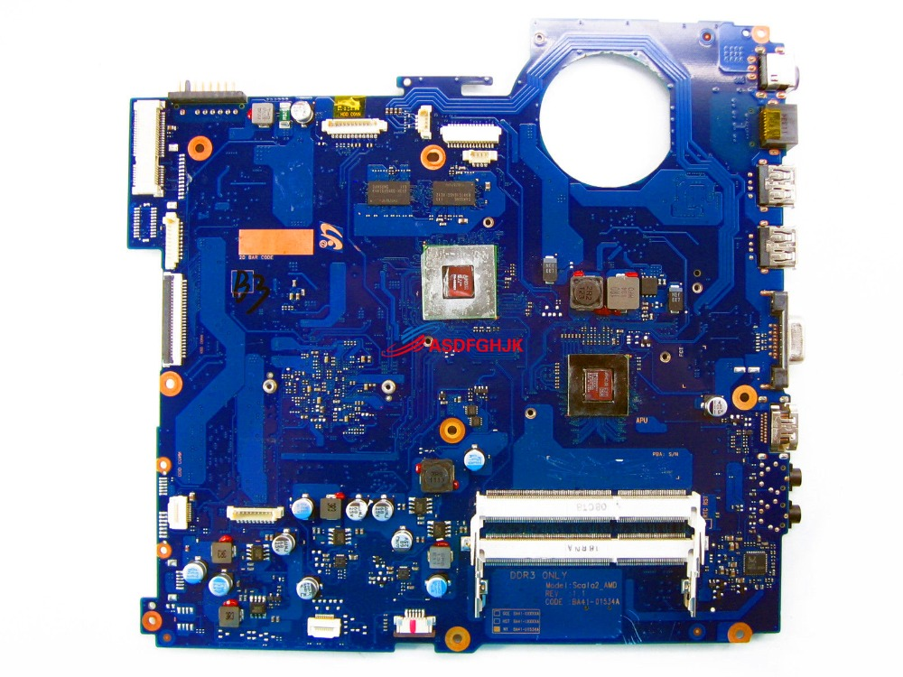 Original FOR Samsung RV413 RV415 RV513 RV515 LAPTOP MOTHERBOARD BA41-01534A BA92-09429A Test OK Original FOR Samsung RV413 RV415 RV513 RV515 LAPTOP MOTHERBOARD BA41-01534A BA92-09429A Test OK