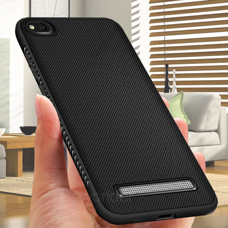 Beworlder Silicone Case For Xiaomi Redmi Note 5A Prime Anti Slip Soft TPU Phone Back Cover For Xiaomi Redmi 5A Case Armor Bags
