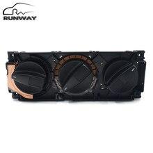 Панель управления нагревателем A C, блок переключателя контроля климата для VW Jetta & GOLF mk3 VENTO EUROVAN Multivan Seat Ibiza Arosa 1H0820045D