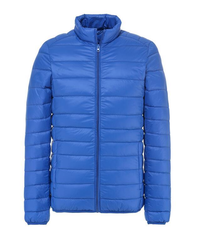 Winter New Men S Jacket Collar White Duck Down Jacket