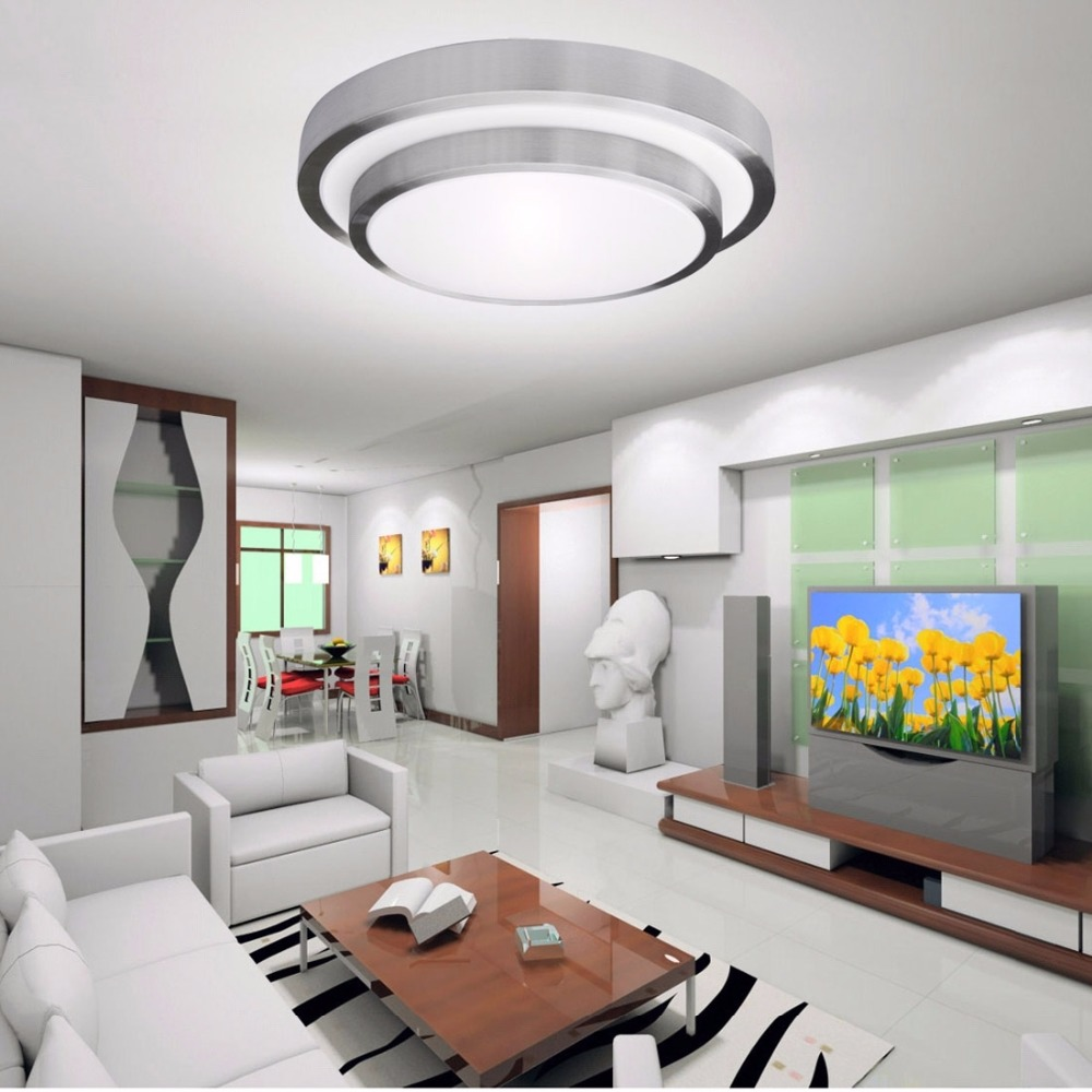 Indoor decorative led ceiling lights wall lamps china led ceiling - Luxury Fashion Led Downligt 15w 18w Wall Lamp Ceiling Light Ac 85 265v White Light