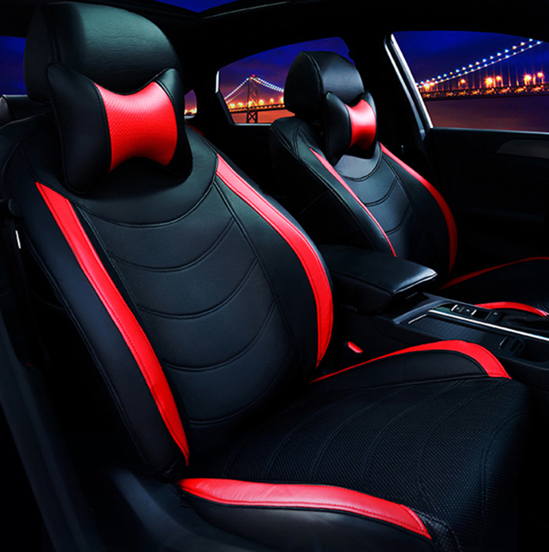special leather car seat covers for ford mondeo focus 2 3 kuga fiesta edge explorer fiesta. Black Bedroom Furniture Sets. Home Design Ideas