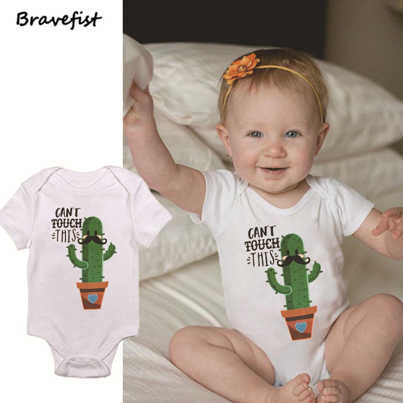 Newborn Infant Baby Girls Boys Romper Jumpsuit Short Sleeve Sunsuit Summer Clothes Outfits Cactus Print Cute Baby Outwear 0-24MNewborn Infant Baby Girls Boys Romper Jumpsuit Short Sleeve Sunsuit Summer Clothes Outfits Cactus Print Cute Baby Outwear 0-24M