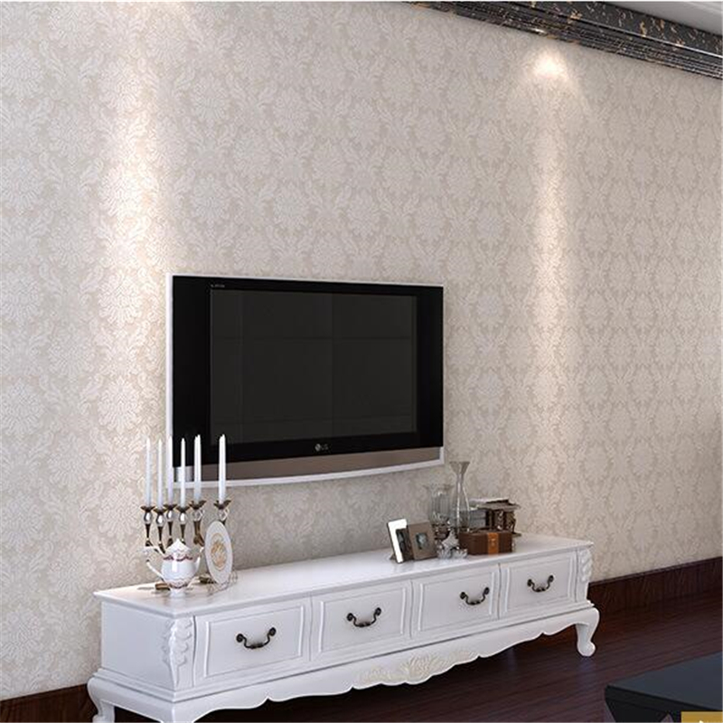 beibehang European Gilt Foam Non-woven Living Room TV Wall Wallpaper Bedroom Full Gold papel de parede Decorative Wallpaper large mural papel de parede european nostalgia abstract flower and bird wallpaper living room sofa tv wall bedroom 3d wallpaper