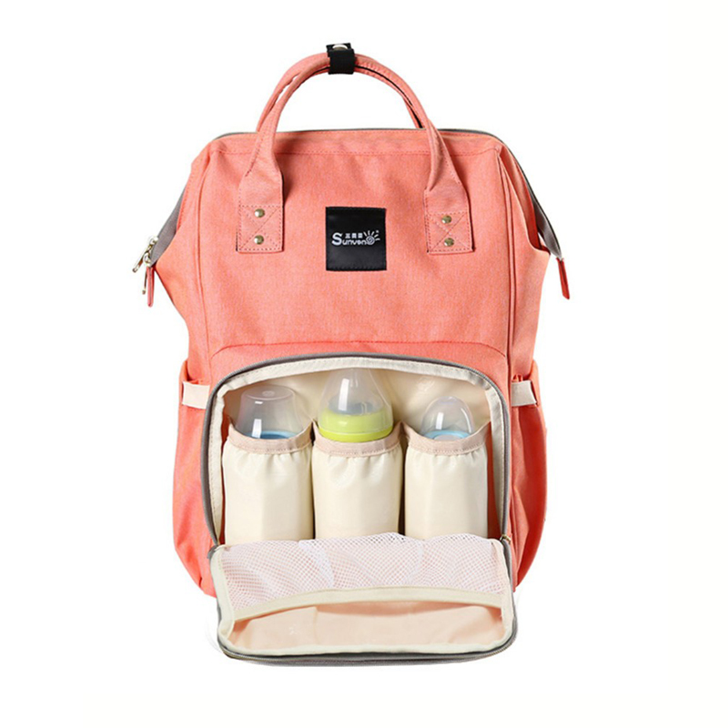 New Fashion Maternity Women Nappy Backpack Large Capacity Mummy Baby Bag Travel Diaper Bags Baby Desinger Nursing Stroller Bag fashion mummy maternity nappy diaper bags multifunction mother bag large capacity baby travel backpack baby nursing bags