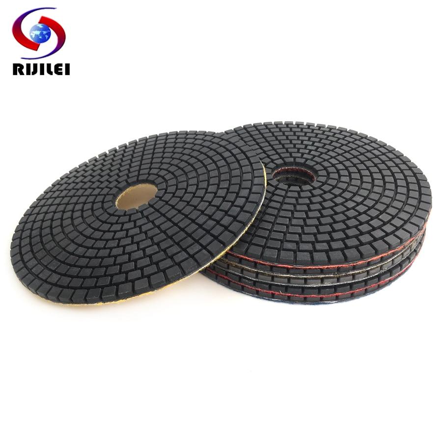 RIJILEI High Quality 220mm Diameter Polishing Pad 9