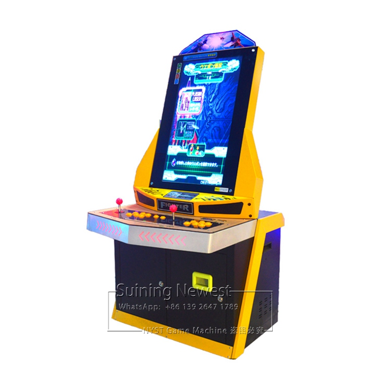 Amusement Game Center Raiden Indoor Coin Operated Video Games Screen 32 inch LCD Arcade Cabinet Game Machine For 2 Players