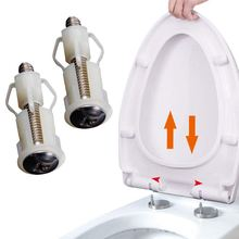 2 шт DIY сиденье для унитаза петли винты WC отверстие крепления подходит для унитаза петли ремонтные инструменты 2 шт
