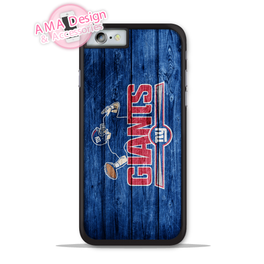 New York Giantz Football Fans Phone Cover Case For Apple iPhone X 8 7 6 6s Plus 5 5s SE 5c 4 4s For iPod Touch