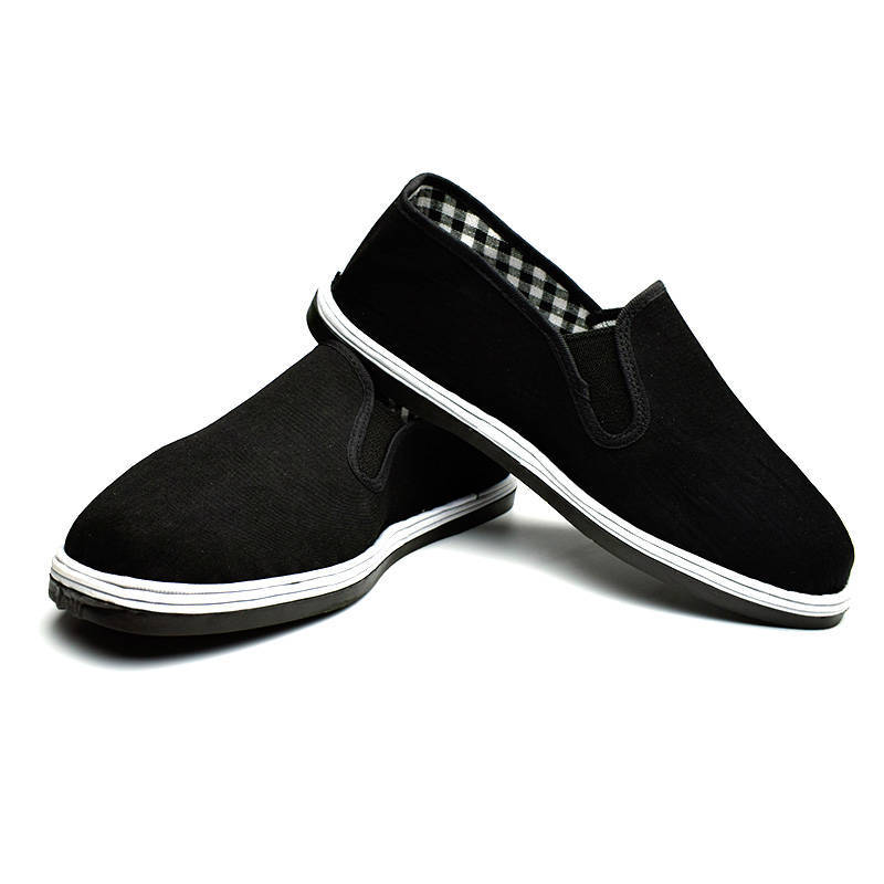 Shoes Men Flats Driver Boat Beijing-Cloth Outsole Old Cotton-Fabric China Soft Slip-On