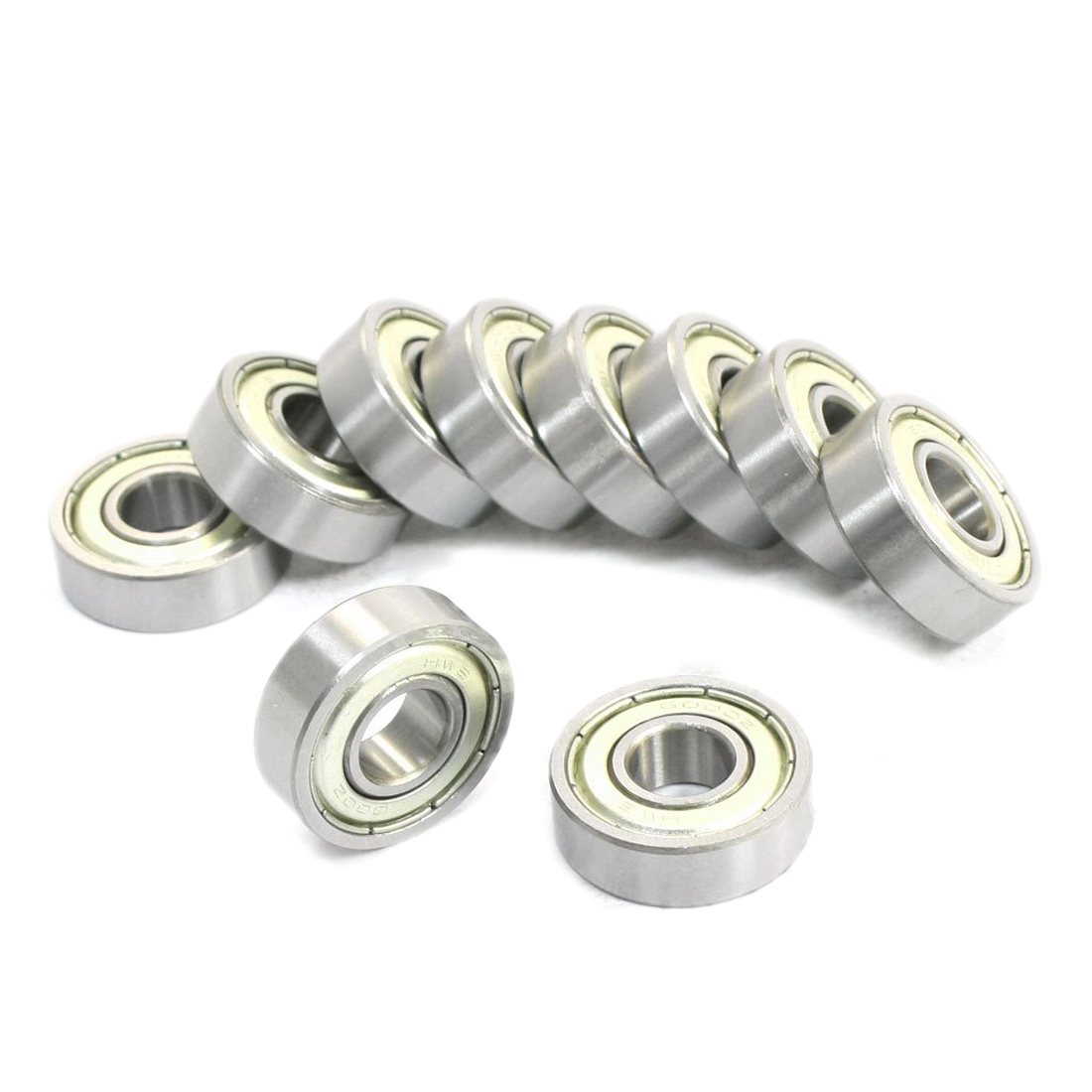 6000Z 10mm x 26mm x 8mm Sealed Deep Groove Radial Ball Bearings 10 Pcs 5 pcs double sealed 3 x 7 x 3mm deep groove ball bearings page 4